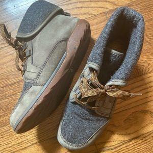 Chaco Nickel Gray Performance Footwear